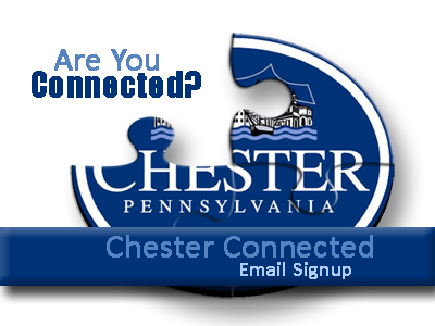 Chester Connected Email Signup