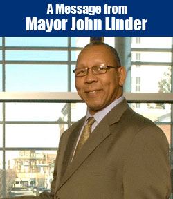 A Message from Mayor John Linder