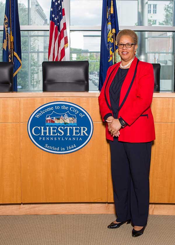 Livia Smith, Director of Public Health Services