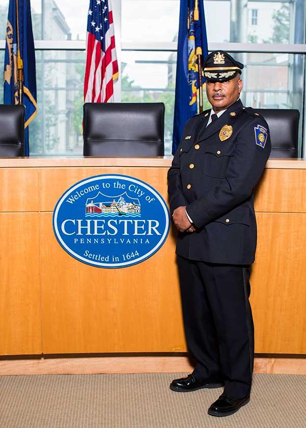 Otis Blair, Commissioner