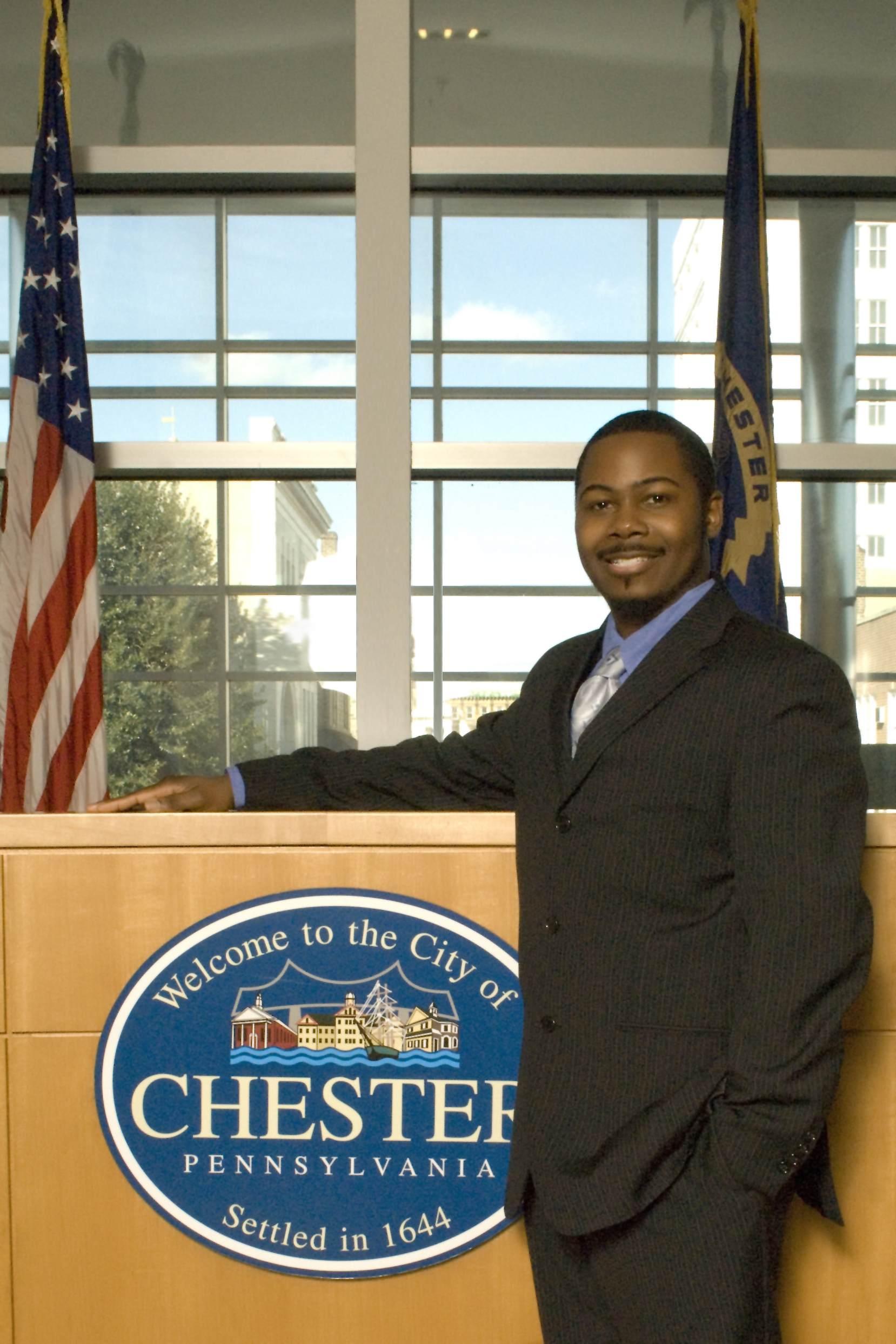 Councilman Nafis Nichols