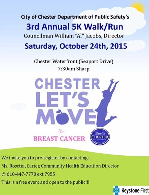 3rd Annual 5K Walk / Run