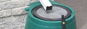 Free Rain Barrel Workshop