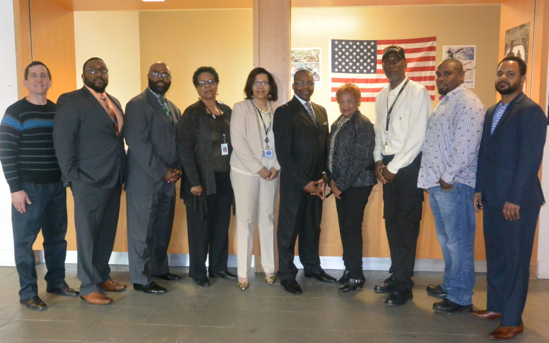 Office of Mayor Thaddeus Kirkland Opens Office of Reentry and Veterans Resource Services