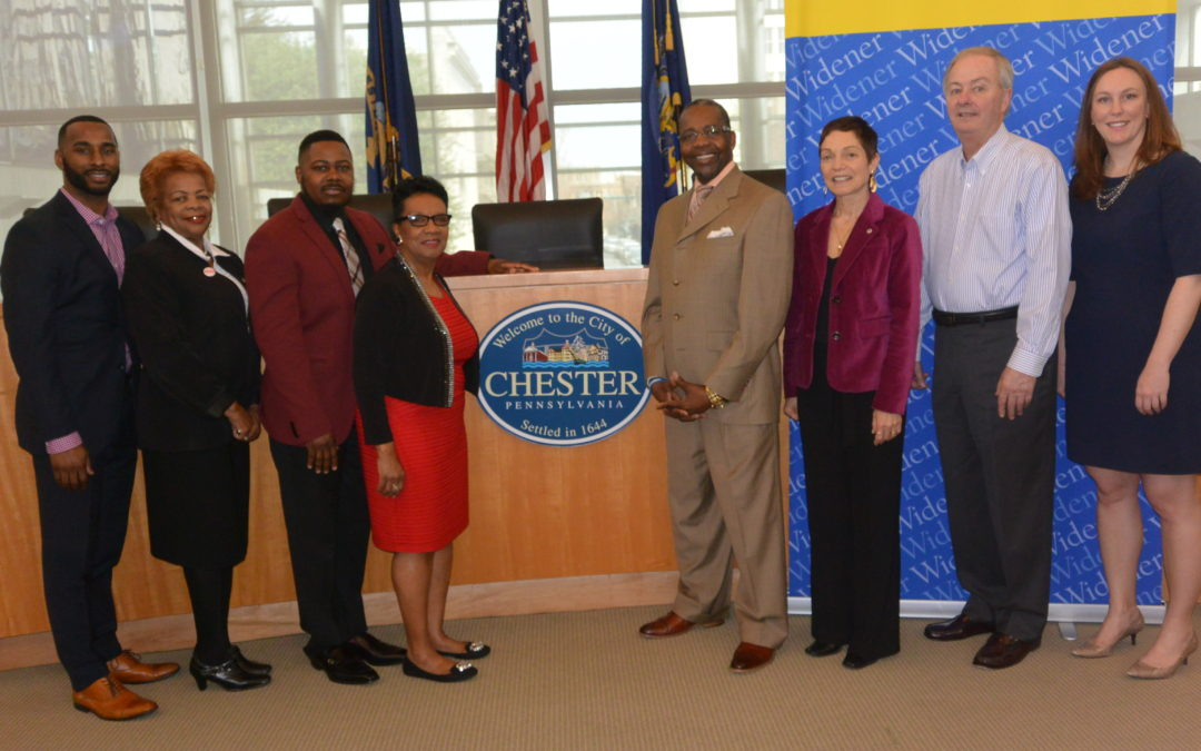 Widener University Partners With City of Chester to Provide Discounted Tuition for City Workers