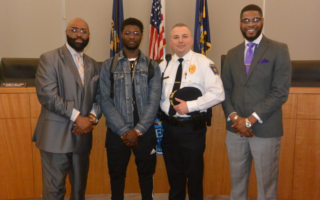 Chester Police Officer Surprises High School Senior, Offers to Cover Prom Expenses