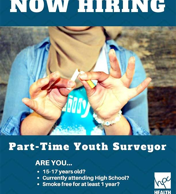 Part-Time Youth Surveyor