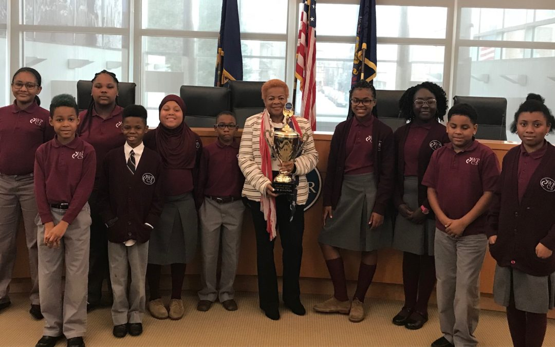 Widener Partnership Charter School Wins City of Chester's 2018 Heritage Bowl