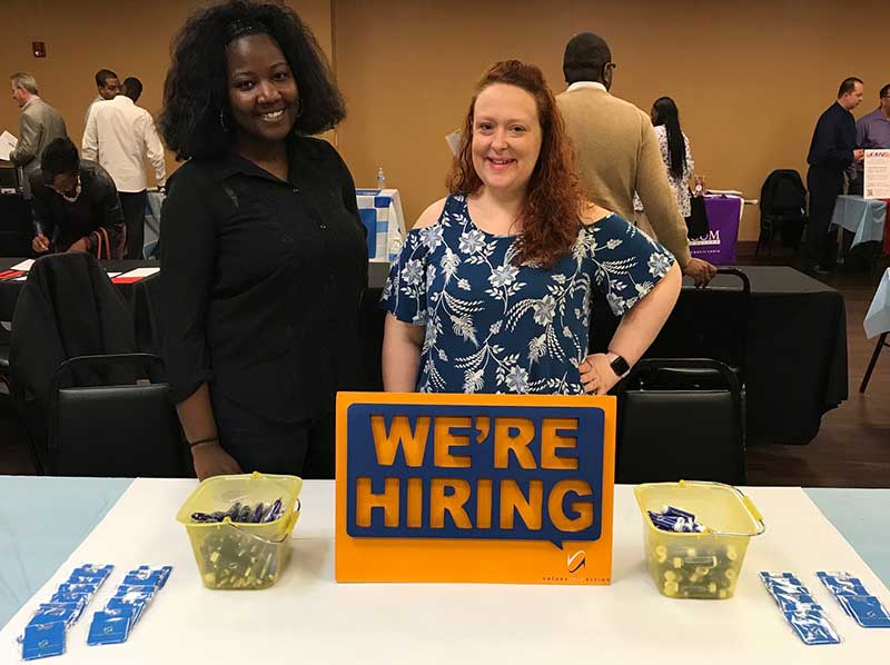 Office of Workforce Development Hosts Job Fair, Nearly 150 People Attend