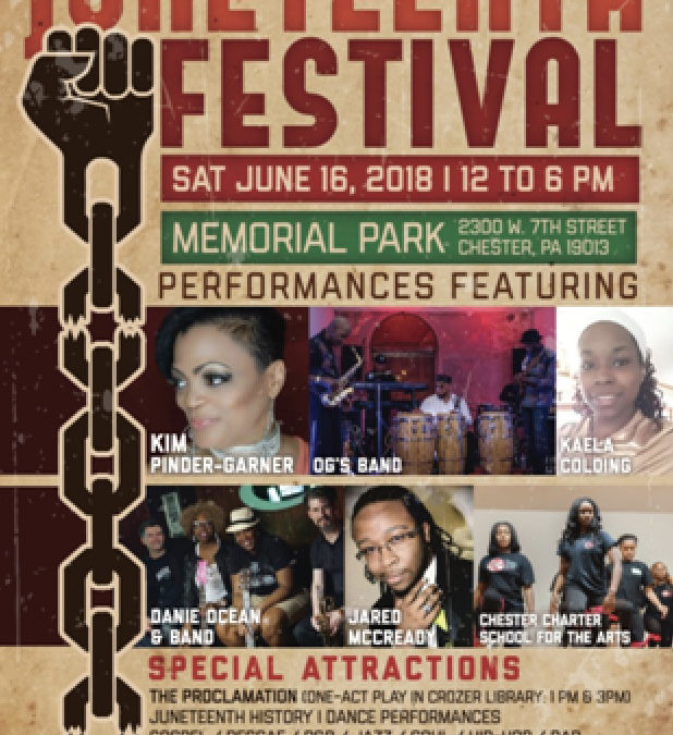 Juneteenth Celebration 2018