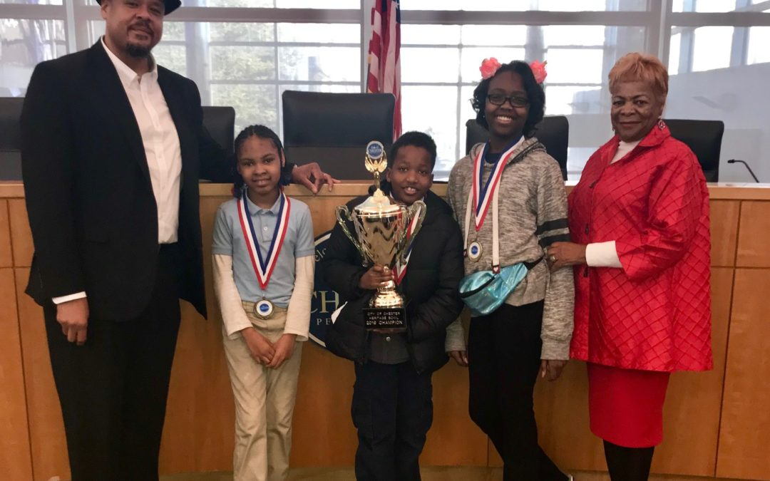 Main Street Elementary School Wins City of Chester's 2019 Heritage Bowl