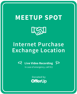 Chester Police Department Partners with OfferUp to Provide Safe MeetUp Spot During Internet Exchanges