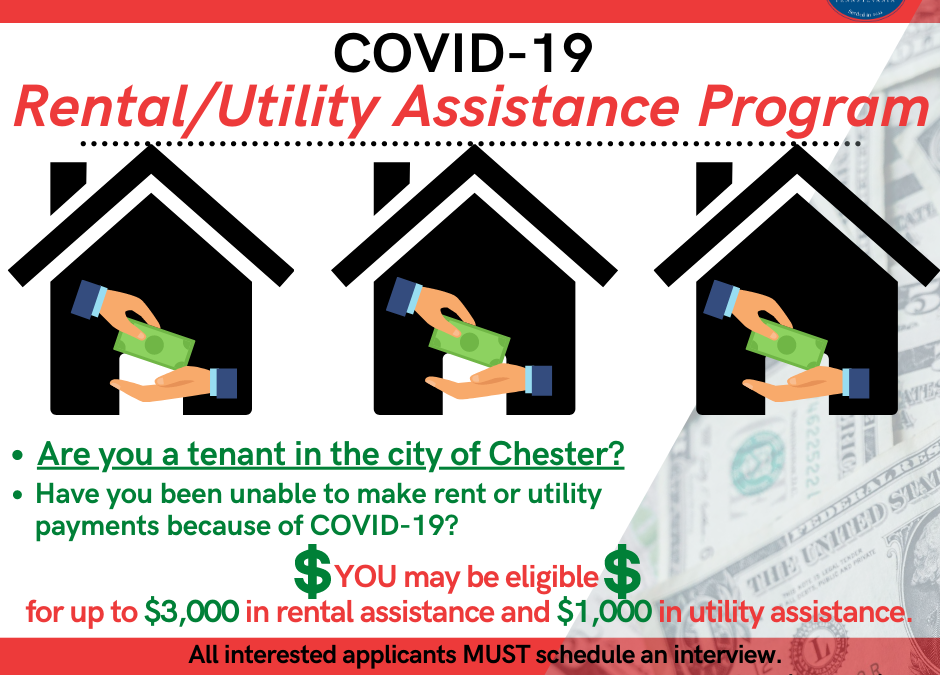 COVID-19 Rental/Utility Assistance Program