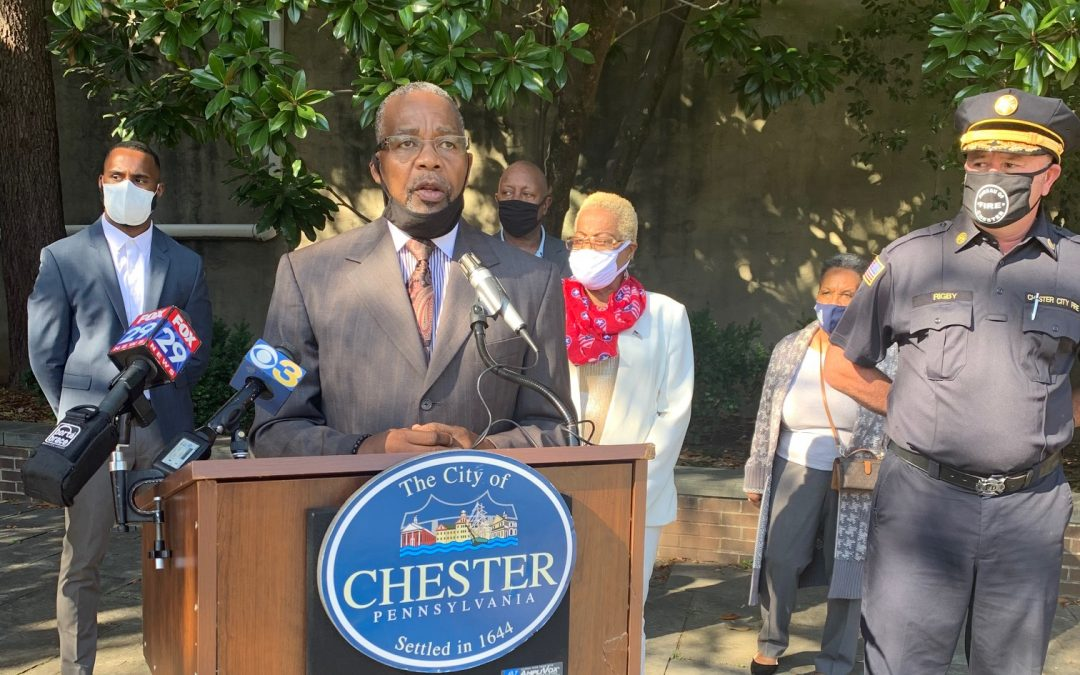 Chester City Hall to Close for 1 Week Beginning November 9 due to COVID-19 Infections