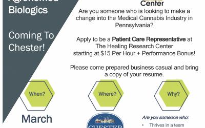 Job Fair (Medical Marijuana Dispensary)