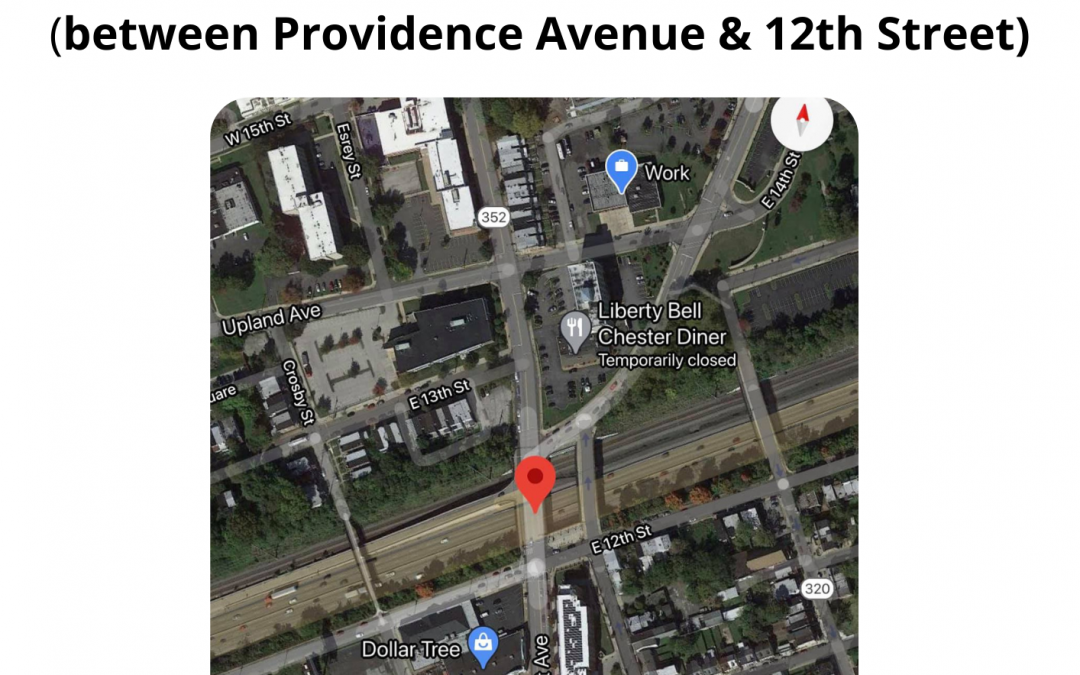 Bridge Closure (Edgmont Avenue)