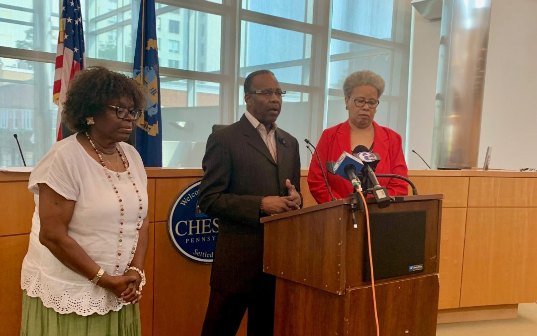 Mayor Thaddeus Kirkland Holds Press Conference, Pleads for Residents to Get COVID-19 Vaccine Amid Low Vaccination Numbers